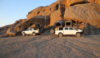 Graf Camp Namibia