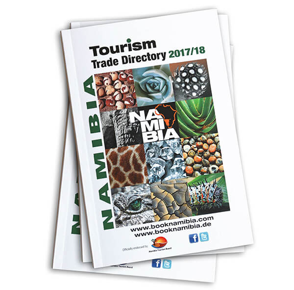 Namibia Tourism Trade Directory 2017/18