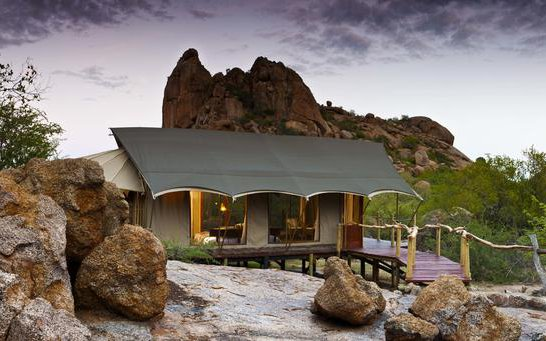 Erongo Wilderness Lodge