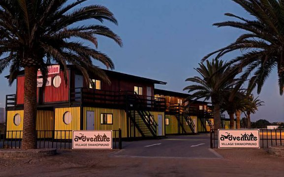 Swakopmund Backpakers Adventure Village