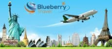 Blueberry Travel – Your Travel Companion