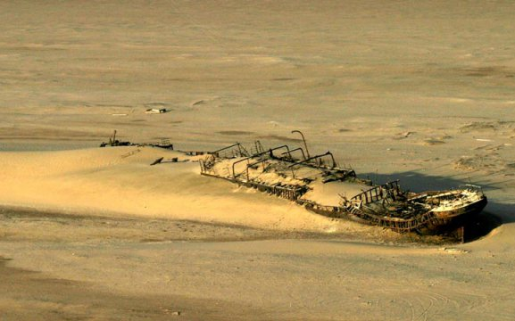 Skeleton Coast scenic flights