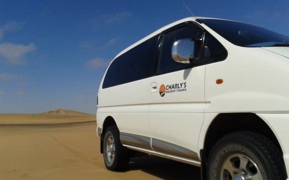 Charly's Desert Tours - explore the Namib Desert