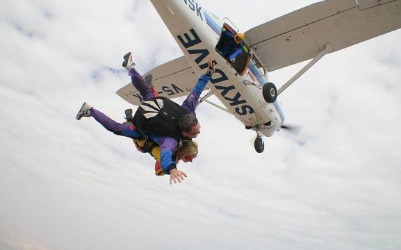 Ground Rush Adventures - Swakopmund Skydiving
