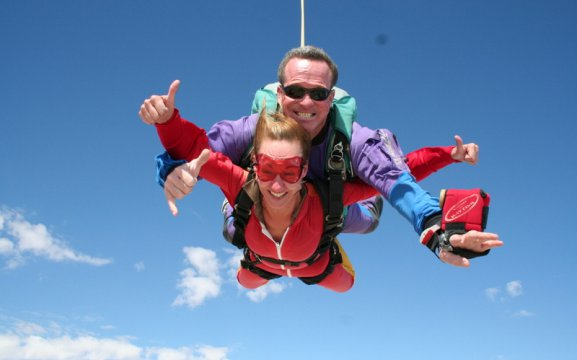 Ground Rush Adventures Skydiving - fun activities in Swakopmund