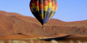 Hot Air Balloon Trips - Sossusvlei & Solitaire
