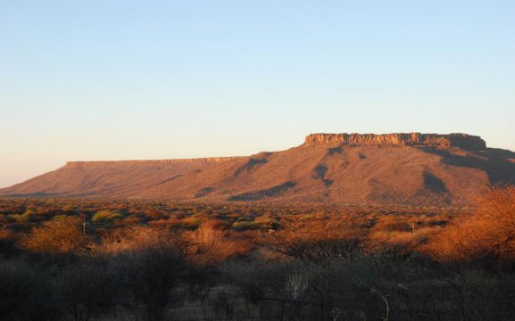 Waterberg Guest Farm - accommodation close to Waterberg Plateau Park