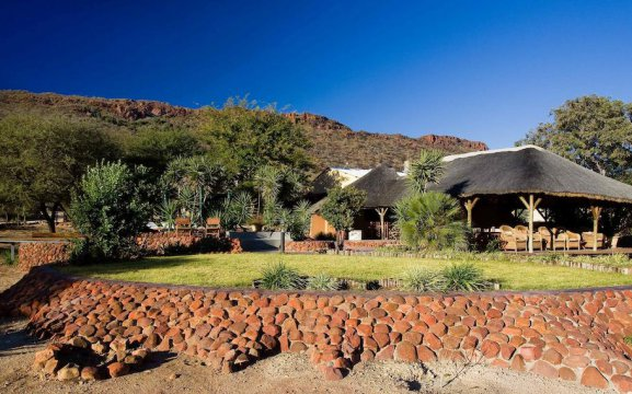 Waterberg Guest Farm - ideally located between Windhoek & Etosha!
