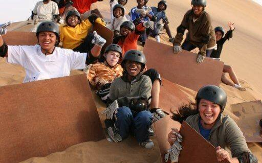 Things for kids to do in Swakopmund