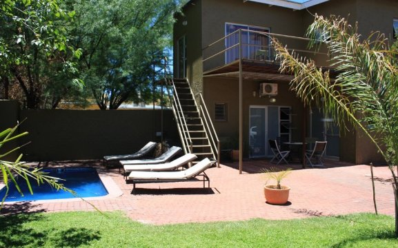 Klein Whk Guest House