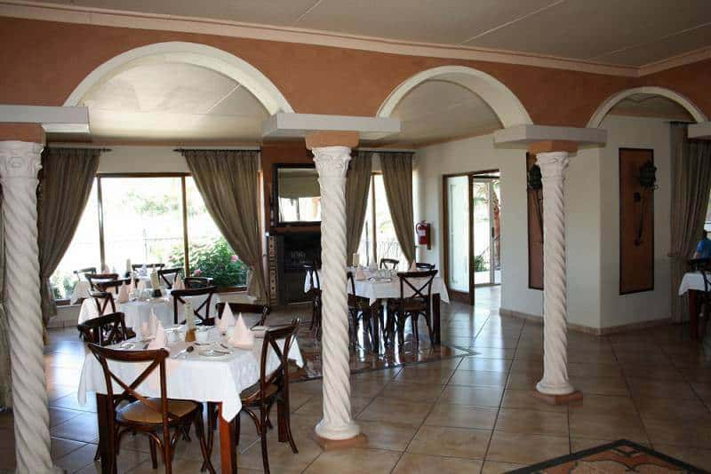Casa Blanca Boutique Hotel Windhoek