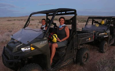 Brandberg White Lady Lodge - Activities