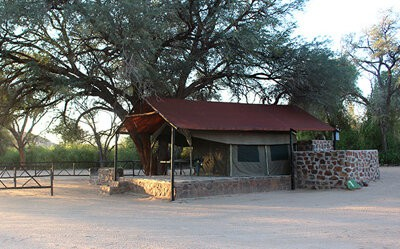 Brandberg White Lady Lodge - Luxury Tents