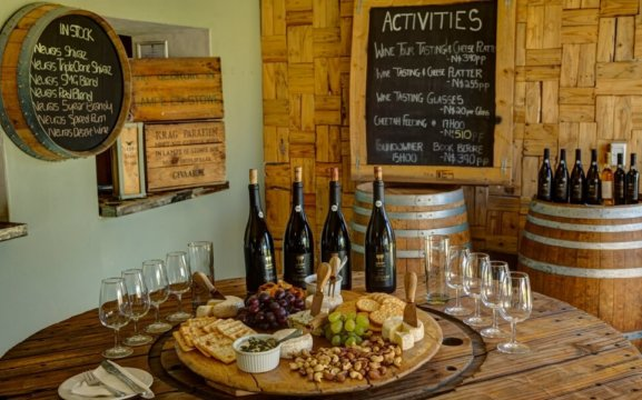 Neuras Wine & Wildlife Estate