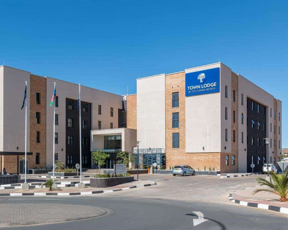 town lodge windhoek  book namibia accommodation