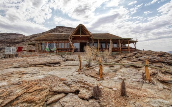 Namib Valley Main Lodge