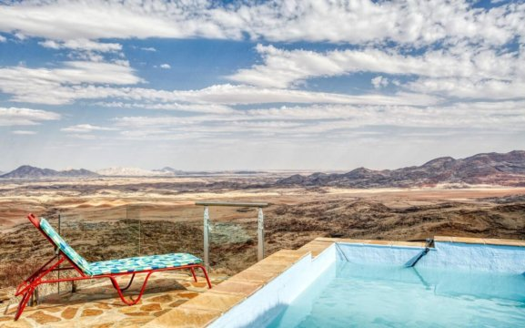 Namib Valley Swimming Pool